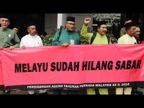 Perkasa threatens to 'run amok', says patience ending