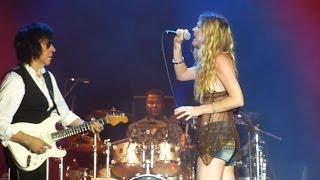 Jeff Beck & Joss Stone - I Put A Spell On You @ Bluesfest 2014