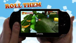 PS Vita - Little Deviants - Official E3 2011 trailer