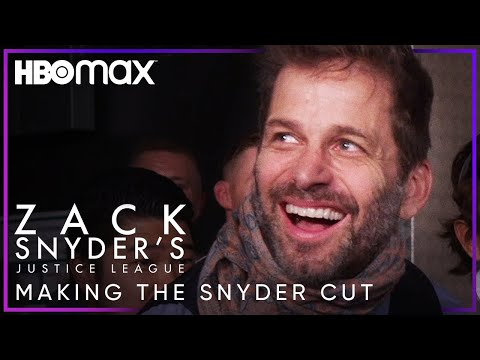 Zack Snyder's Justice League | Making the Snyder Cut | HBO Max