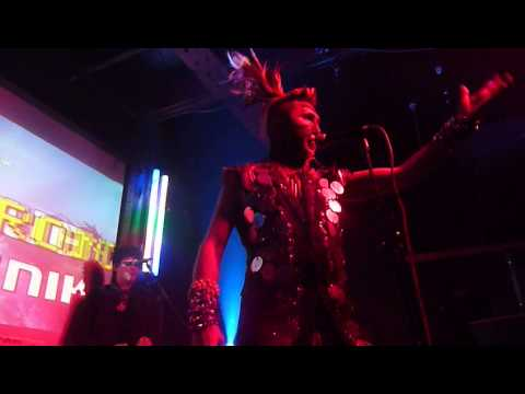 Sigue Sigue Sputnik Eletronic 07 Where Have All The Rock Stars Gone? (Electrowerkz 05/07/2014)
