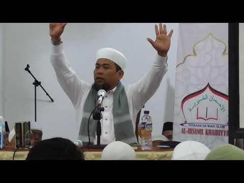 Terbaru Akhir Zaman Ustadz Zulkifli Muhammad Ali, LC, MA di Masjid  Agung Kota Tebing Tinggi Part 1