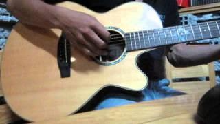 Có Anh Ở Đây Rồi - Việt Linh Guitar Cover