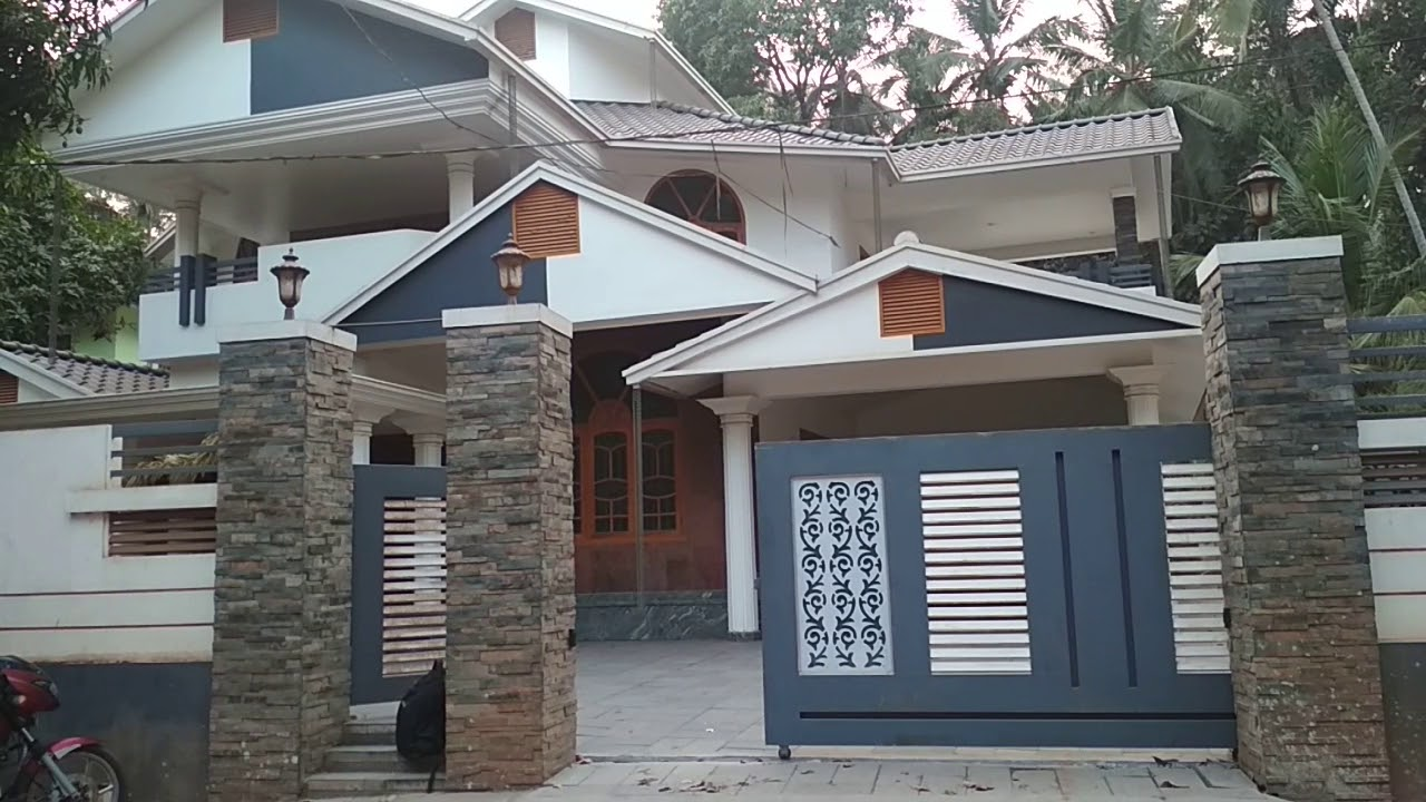 Home sliding gate design home design - Sliding main gate design for home ...