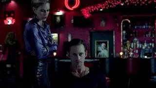 You gold digging whore! - Eric - True Blood