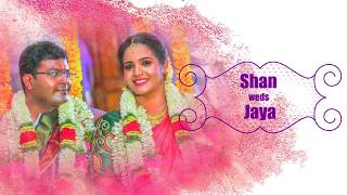 Shan Jaya Brahmin Wedding Video Highlights