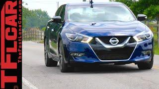 2016 Nissan Maxima Sneak Peek Review: Get The Scoop First!