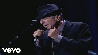 Leonard Cohen - Everybody Knows (Live in London)