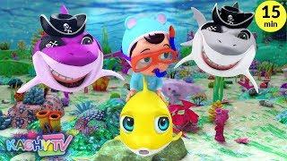Baby Shark Song Do Do Do Do   Sing and Dance   + More Nursery Rhymes   Kachy TV YouTube