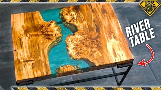 Download Resin River Handmade Table Mp3 and Videos