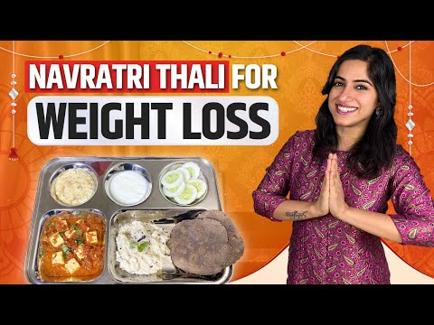 Navratri Diet Plan for weight loss in hindi | By GunjanShouts