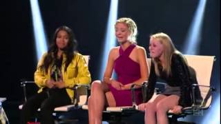 American Idol (Season 11) Hollie Cavanagh - Final Judgement - Change