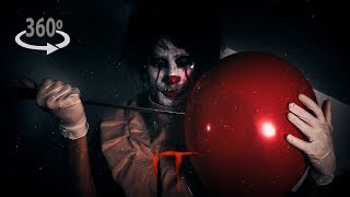 IT PENNYWISE - 360° video | Halloween Thumbnail