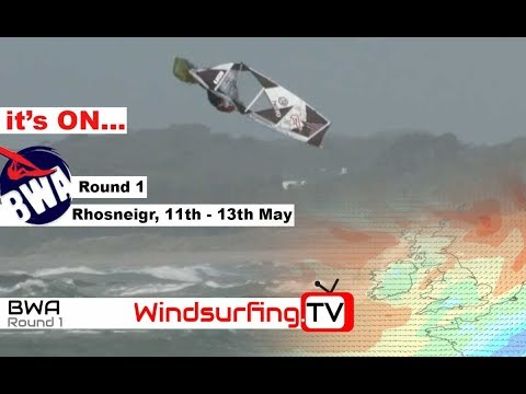 It's ON!!!  BWA - Round 1 - Rhosneigr  11th -13th May