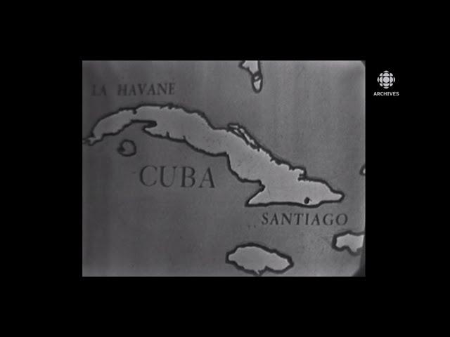 En 1959, portrait de la situation à Cuba quelques mois après la victoire de la révolution