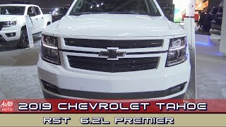 2019 Chevrolet Tahoe RST - Exterior And Interior - 2019 Montreal Auto Show