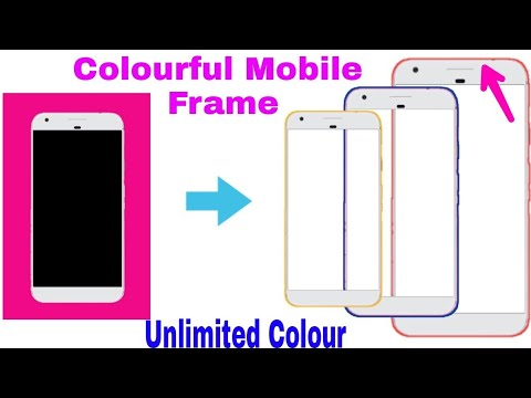 Mobile PNG Colourful | Mobile PNG YouTube No Copyright | Download