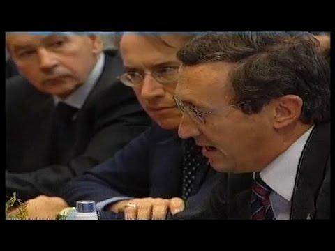 euronews (in Italiano): Sequestrate a Fini due polizze vita da un milione di euro