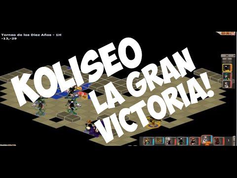 DOFUS KOLISEO LA GRAN VICTORIA! DOFUS HISPANIA!