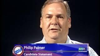 Mountain View-Whisman School Board Candidate Statements -  Philip Palmer
