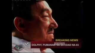 "#RIPDolphy In memory of Dolphy ""King of Comedy"""