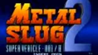 Metal Slug 2 Gravestone