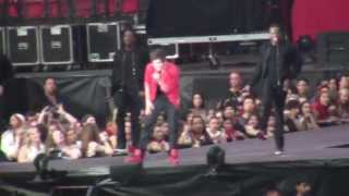 "Austin Mahone ""What About Love"" Red Tour Vancouver B.C"