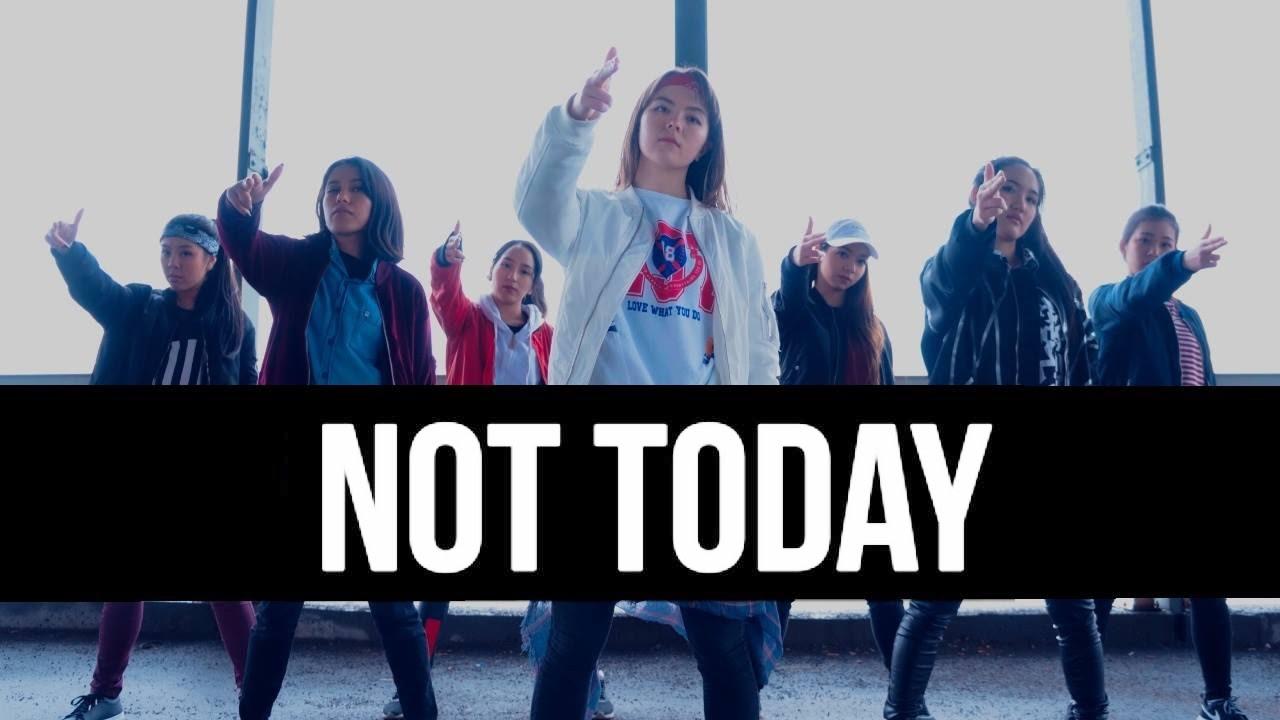East2west Bts 방탄소년단 Not Today Dance Cover Girls Ver