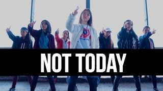Download [EAST2WEST] BTS (방탄소년단) - Not Today Dance Cover (Girls ver.) Mp3