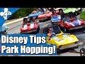Disney World Tips - Park Hopping!