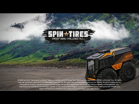 SpinTires SHERP |