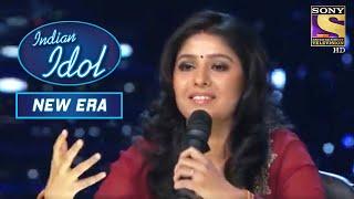 Sunidhi नें दिए अच्छी Advice इस Contestant की Performance पे | Indian Idol | New Era
