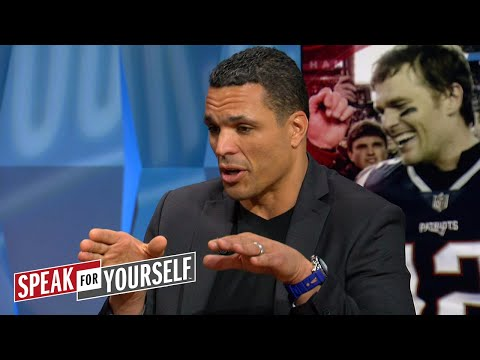 Tony Gonzalez on the success of the Patriots and Brady's commitment to football  SPEAK FOR YOURSELF