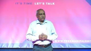 Battle hardening in Kargil | Col. Krishnan Srinivasan | TEDxManipalUniversityJaipur