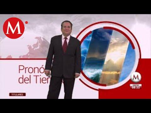 El Clima Para Hoy 27 De Noviembre, Con Abimael Salas