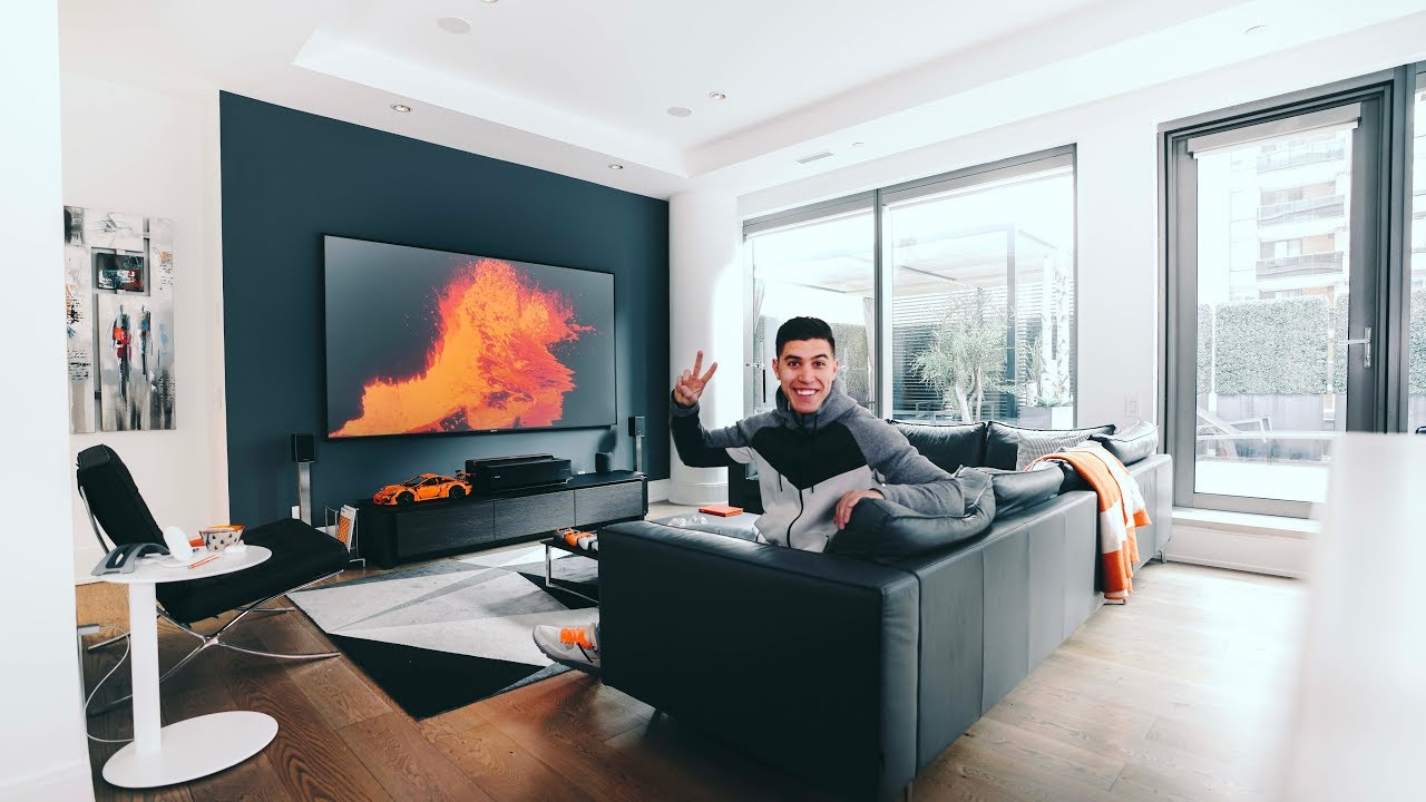 10 The BEST Smart Home Tech Setup Tour   10 Edition