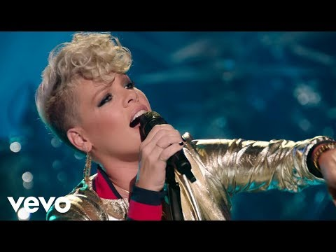 #17 - P!nk - Whatever You Want