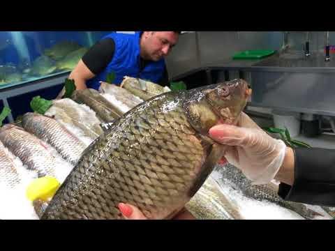 Вопрос: Как купить свежую рыбу?