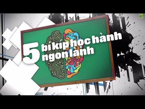 5 Bí Quyết Học Hành Ngon Lành - Ths. Nguyễn Hoàng Khắc Hiếu