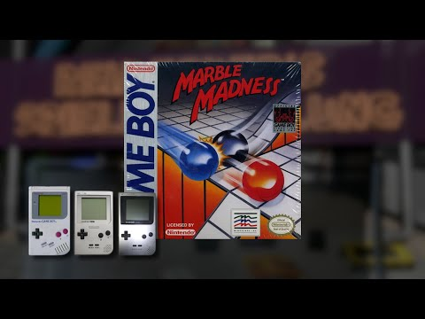 Gameplay : Marble Madnes [Gameboy]