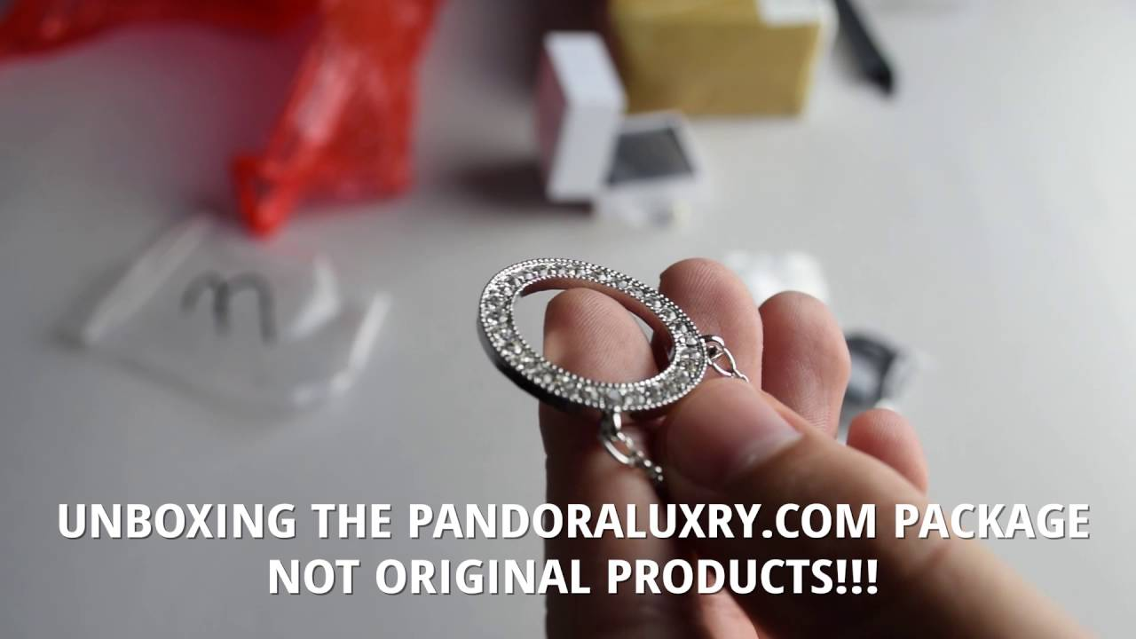 5c95f0d82 PANDORALUXRY.COM - UNBOXING - FAKE WEBSITE! FAKE PRODUCTS! PANDORA  JEWELLERY FROM CHINA
