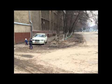 A February Day in Bishkek...