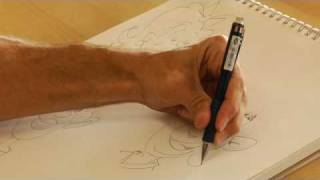 Drawing Lessons : How to Draw Curly Hair