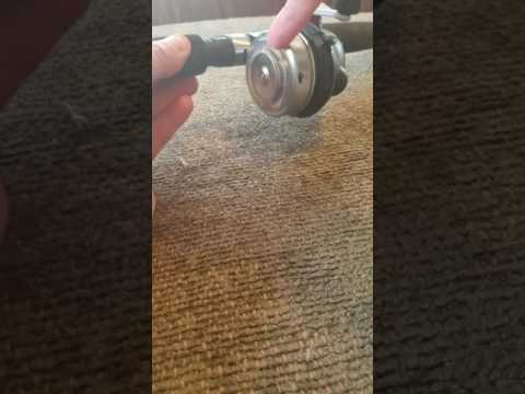 How To Fix A RHINO RSC3 Fishing Reel.. Basically The Same As A Zebco 33