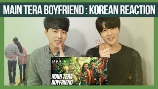 Baixar Main Tera Boyfriend Song Reaction by Korean Dost | Raabta | Arijit S | Neha K Meet Bros