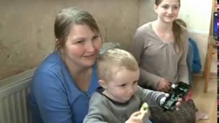 Американский священник с восемью детьми переехал в  Ярославскую область