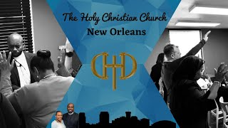 THCC New Orleans: Nothing Is Greater Than God