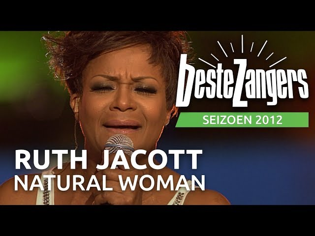 Ruth Jacott - Natural woman | Beste Zangers 2012