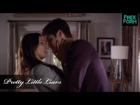 Pretty Little Liars | Season 6, Episode 7 Sneak Peek: Spencer & Toby | Freeform