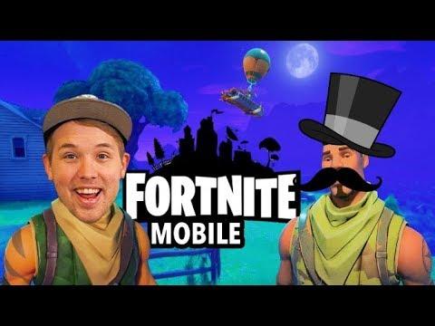 MAGICIAN & JIRKA | HRAJEME DUO! | Fortnite Mobile